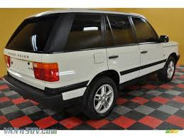 range rover 1999 1999 land rover range rover 4 6 hse in chawton white photo 4