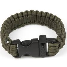 survival bracelet with whistle images Sos survival bracelet 550lbs with whistle 1 73 free shipping jpg