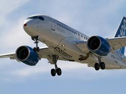 airbus owns the bombardier c series jet program pictures
