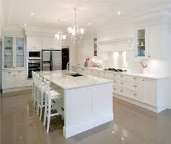 traditional kitchens designs white on white kitchen design for the lighter twist