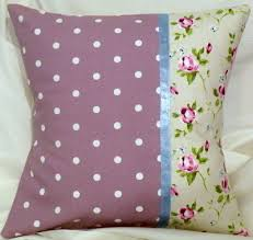 Shabby Chic Cushions by Olliebollieboo Designs Clarke U0026 Clarke Handmade Cushion Cover