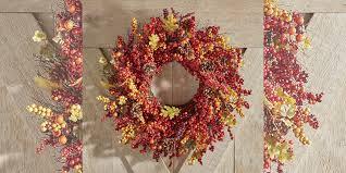10 beautiful thanksgiving wreaths design trends premium psd