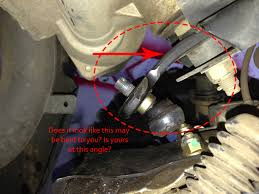tie rods rubbing please help can am atv forum