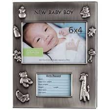 baby boy album silver baby boy birth record photo album 6 x 4 hobby lobby