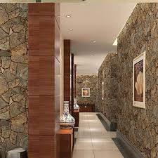 wohnzimmer vinyl beibehang retro marmor imitation stone wall papier papel de parede