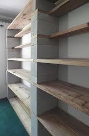 best 25 cinder block shelves ideas on pinterest garden blocks
