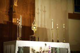 40 hours devotion st charles catholic church