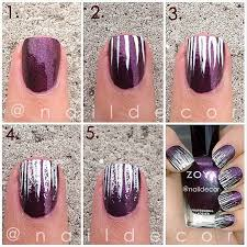 nail design for short nails easy nail art styling
