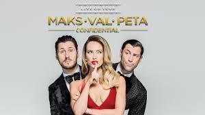 maks val u0026 peta live tour morris performing arts center