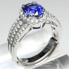 blue gem rings images Gemstone jewelry gallery at ajs gems jpg