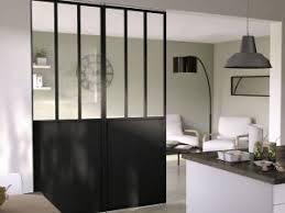 cloison vitree cuisine cloison industrielle vitrée castorama axioma ou leroy merlin
