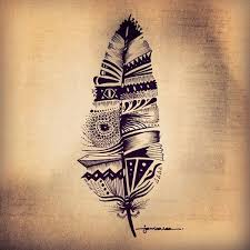 70 awesome tribal designs tribal feather tattoos tribal