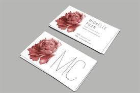 Personalized Business Cards Flower Shop Business Card Templates Free U0026 Premium Creative Template