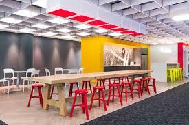 flooring design reflects u0027energetic dot com image u0027 for innovative