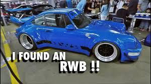porsche rwb 996 rwb porsche 911 rauh welt begriff we found at driven 2017 youtube