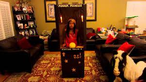 Fortune Teller Halloween Costume Cool Homemade Fortune Teller Machine Halloween Costume