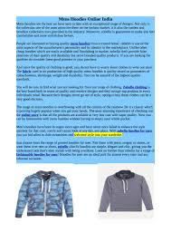 best autumn session hoodies available online by zobelloindia issuu