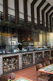 kitchen charming restaurant open kitchen concept wonderful
