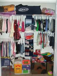 small kids bedroom with diy walmart closet organizers ideas and