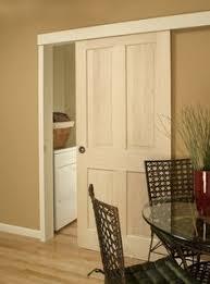 Interior Doors For Small Spaces Small Bathroom Door Solution Barn Doors Hardware Pinterest