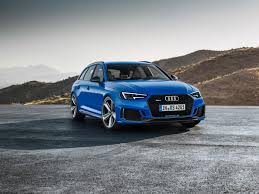 lighter and faster 2018 audi rs 4 avant unveiled forcegt com