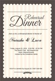 Dinner Invitation Top Rehearsal Dinner Invitation Cards Collection 2017 0