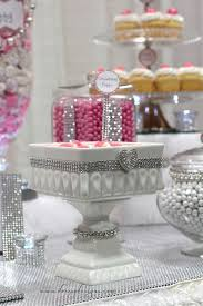 Pink Wedding Candy Buffet by 25 Best Bling Candy Buffet Ideas On Pinterest Bling Party