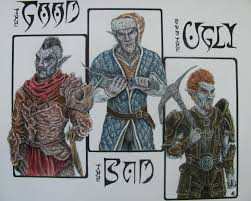 Good Bad Ugly The Good The Bad And The Ugly By Blueoakrogue On Deviantart