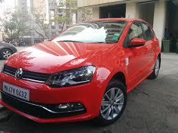 volkswagen germany factory shifting to german engineering red vw polo highline petrol