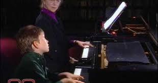 Blind Boy Plays Piano Meet Musical Savant Rex Cbs News