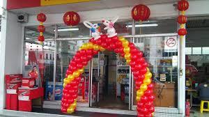 decor cool balloon decoration service home design planning