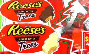 reese u0027s white chocolate christmas trees review taste test youtube