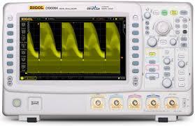 rigol ds6064 digital oscilloscope 600 mhz 4 channel tequipment net