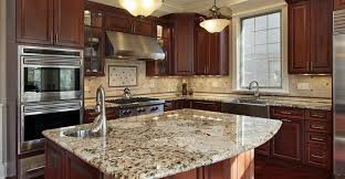 Countertops For Kitchen A Comparison Between Granite And Quartz Countertops Dig This Design