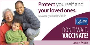 vaccination home cdc