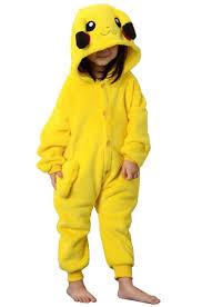 Pikachu Costume Costume Cosplay Animal Pikachu Kigurumi Pajamas Hoodie