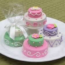 Chocolate Oreo Cookie Wedding Cake Favors