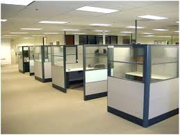 Office Design Concepts by The Office Cubicle Was Created By Designer Robert Propst For