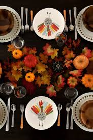 5 kid friendly thanksgiving table setting tips foodie