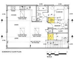 what is open floor plan pierce design