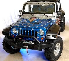 jeep wrangler graphics warrior jeep superlift donates a 2007 jeep wrangler jk 4wd