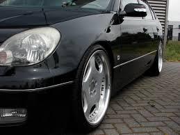 lexus gs tire size lexus gs 300 custom wheels wald d23 duchatelet 19x9 0 et 24