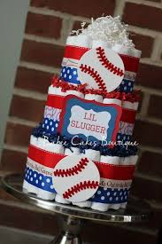 baseball baby shower ideas 3 tier baseball cake boys baseball baby shower sports