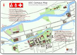 Coc Maps Download Maps Of The Ucc Campus Visitors To Ucc Ucc