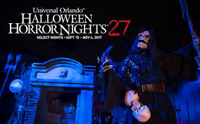 universal studios halloween horror nights tickets 2012 start panicking halloween horror nights 27 vacation package on