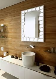 bathroom mirror with lights built in bergamo astro bathroom
