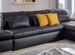 Black Leather Sofa With Chaise Black Leather Sectional Sofa Stunning Inspiration Modern Black