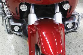 goldwing driving lights reviews rivco 2 led lower cowl driving lights all honda gl1800 gold wing