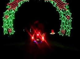 tanglewood christmas lights nc the festival of lights at tanglewood park clemmons nc youtube