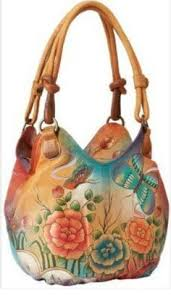 anuschka premium antique anuschka large entry shopper tribal sunset anuschka